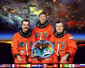 Expedition 3 Mission Crew