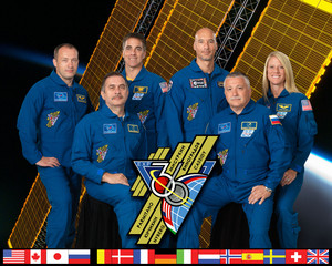 Expedition 36 Mission Crew