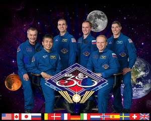 Expedition 38 Mission Crew