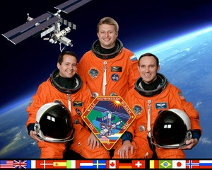 Expedition 4 Mission Crew