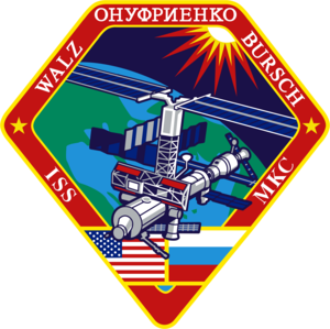 Expedition 4 Mission Patch