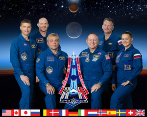 Expedition 41 Mission Crew