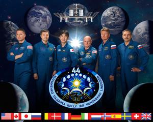 Expedition 44 Crew