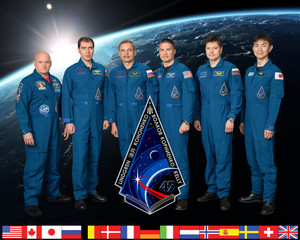 Expedition 45 Mission Crew