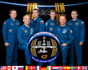 Expedition 47 Mission Crew
