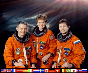 Expedition 5 Mission Crew