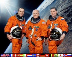 Expedition 6 Mission Crew