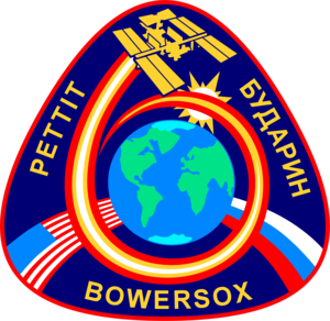 Expedition 6 Mission Patch