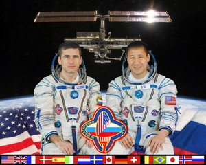 Expedition 7 Mission Crew