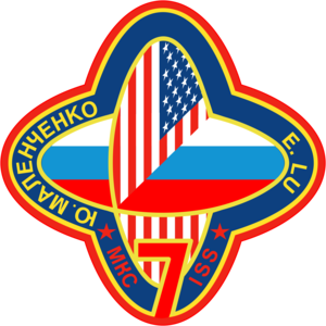 Expedition 7 Mission Patch