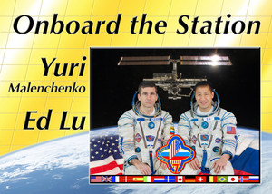 Expedition 7 Mission Poster