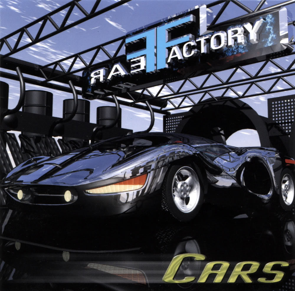 Fear Factory Cars Version 2