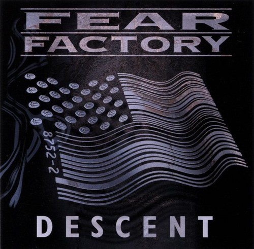 Fear Factory wallpaper possibly containing a sign called Fear Factory Descent