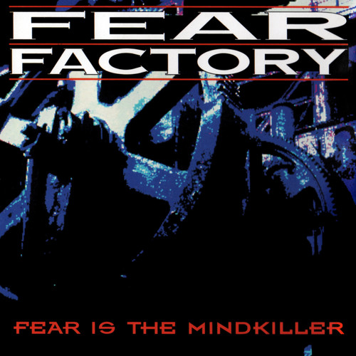 Fear Factory Hintergrund containing Anime titled Fear Factory Fear Is The Mindkiller
