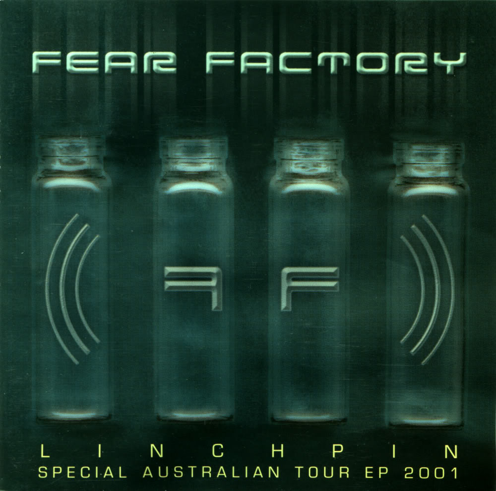 Fear Factory Linchpin Australian Tour