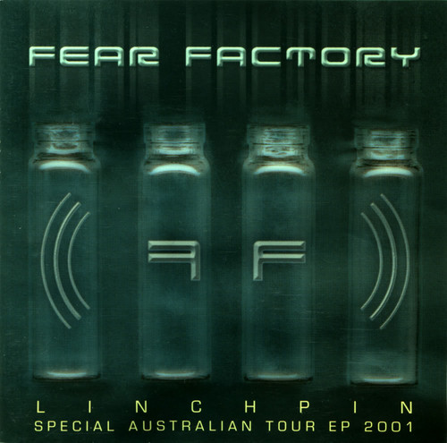 Fear Factory kertas dinding titled Fear Factory Linchpin Australian Tour