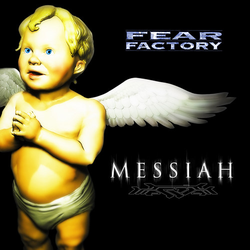 Fear Factory wallpaper with skin titled Fear Factory Messiah