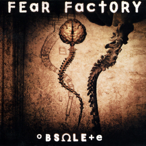 Fear Factory Hintergrund called Fear Factory Obsolete Limited Edition