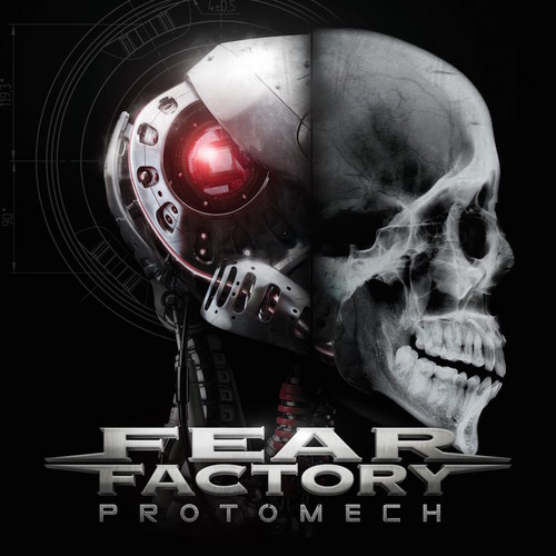 Fear Factory Обои entitled Fear Factory Protomech