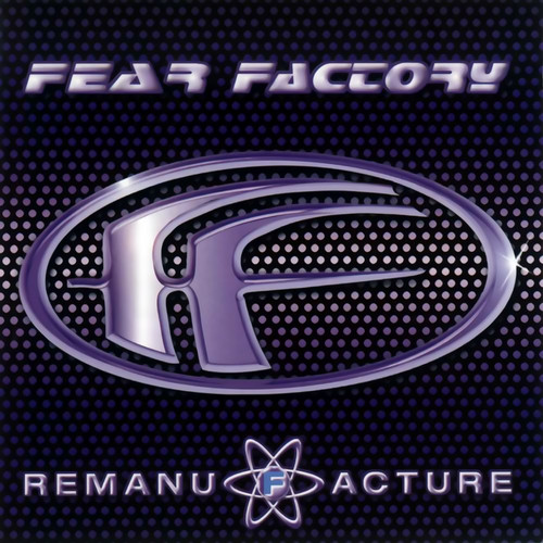 Fear Factory kertas dinding called Fear Factory Remanufacture