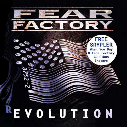 Fear Factory wallpaper possibly containing a sign, a newspaper, and Anime called Fear Factory Revolution