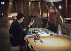 "Felicity in ""Brotherhood"""
