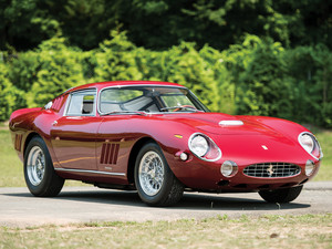 Ferrari 275 GTB/4 Comp. Speciale.