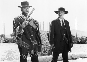 For a Few Dollars More 1965 (Manco - Man with No Name)