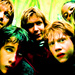 Fred, George, Ron and Neville - fred-weasley icon