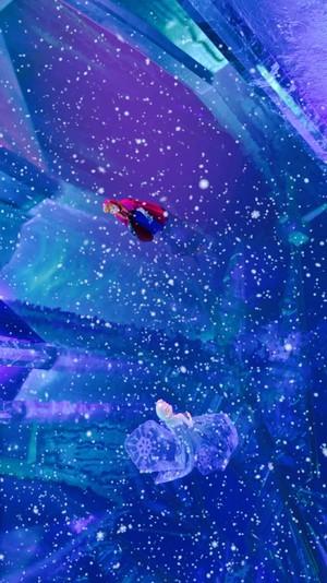 Frozen Phone achtergrond