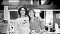 George Harrison and Eric Idle - the-beatles photo