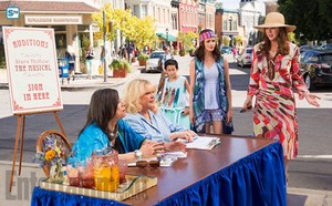 Gilmore Girls - First Look Promotional mga litrato