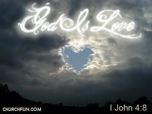 God is 愛