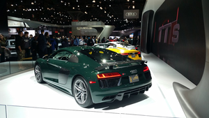 Green Audi
