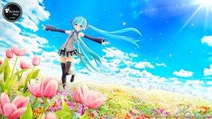 Happy Birthday Miku