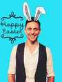 Happy Easter - tom-hiddleston fan art