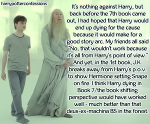 Harry Potter Confessions Tumblr