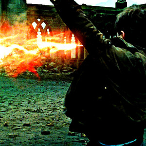 Harry Potter fã Art