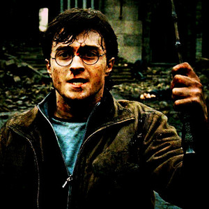 Harry Potter Фан Art