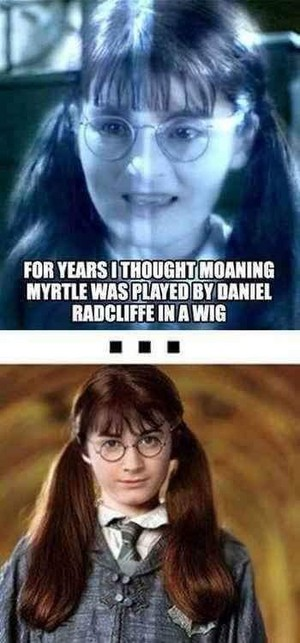Harry Potter Tumblr Posts