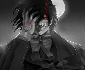 Hellsing - Moon Redraw