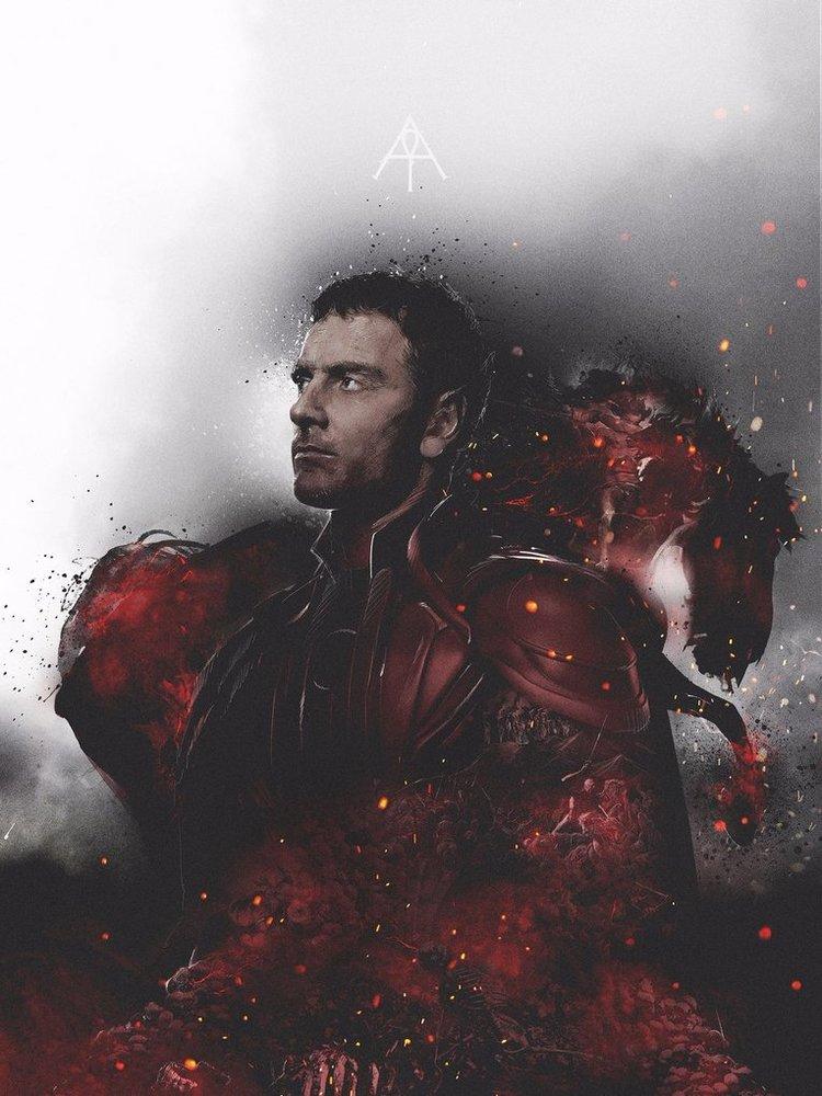 Horsemen of Apocalypse - Character Poster - X-men ...