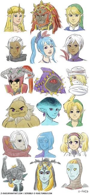 Hyrule Warriors sa pamamagitan ng Z Raid