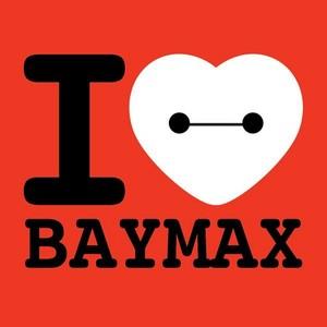 I ❤️ BAYMAX