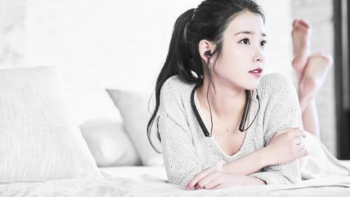 아이유 바탕화면 with a portrait called 아이유 Sony 바탕화면 의해 IUmushimushi 1920x1080