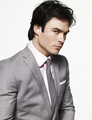 Ian Somerhalder - the-vampire-diaries photo