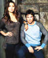Ian and Nina - the-vampire-diaries-couples photo