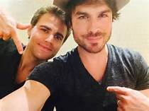 Ian and Paul