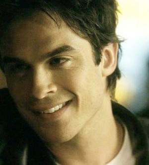 Ian as Damon ♥