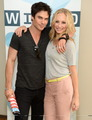 Ian candice - the-vampire-diaries-couples photo